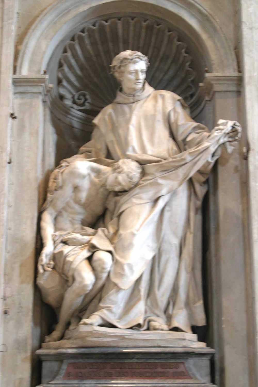 San Giovanni di Dio, fondatore dell'ordine ospedaliero dei