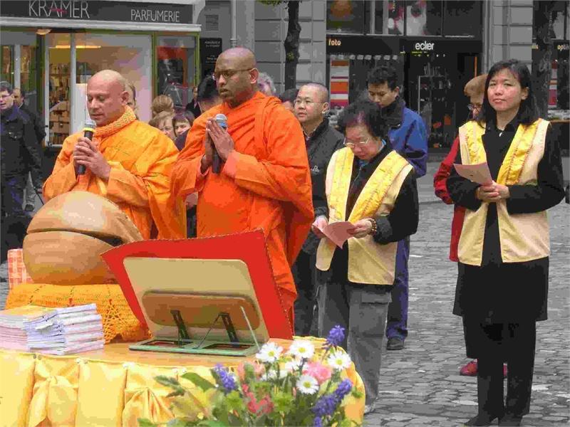 buddismo vesakh