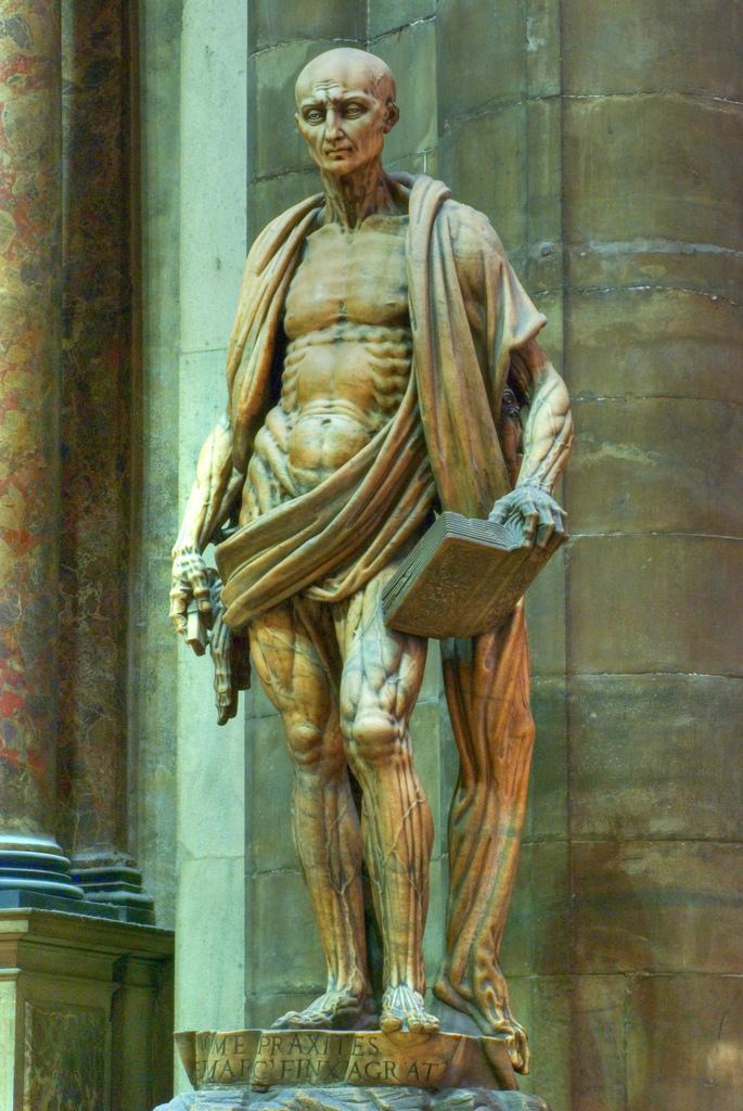 san bartolomeo Duomo di Milano