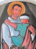 Michelini 5 Giovanni di Dio con bambino
