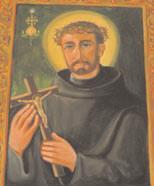 Michelini - 6 Giovanni di Dio con Crocifisso