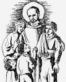 Michelini - 7 Giovanni di Dio - grafica