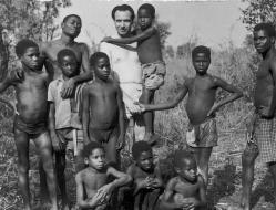 Michelini Fernando in Africa
