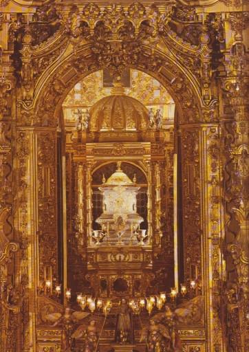 Altare Maggiore Basilica di San Giovanni di Dio in Granada
