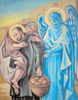 Michelini - S.Giovanndi di Dio e San Raffaele arcangelo