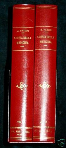 Pazzini - Storia della medicina