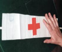 San Benedetto Menni - Bracciale Croce Rossa