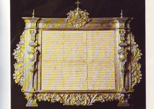 San Giovanni di Dio - Lettera alla Duchessa di  Sessa 1