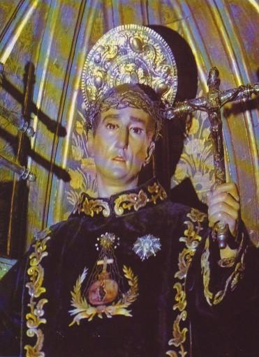 Statua San Giovanni di Dio