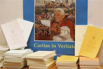 Vatican Pope Encyclica