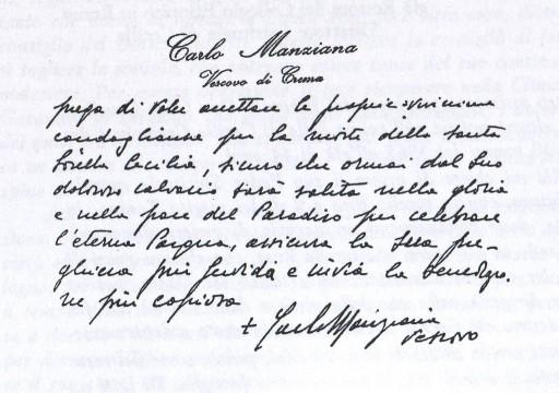 Cecilia Maria Cremonesi 40001