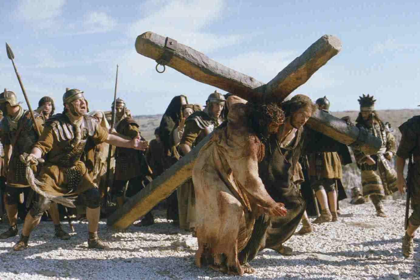 Gesù ed il Cireneo