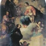 MADONNA DELLA MISERICORDIA SAN GIOVANNI DI DIO E SAN GIACOMO APOSTOLO (DI GIOVANNI GOTTARDI).