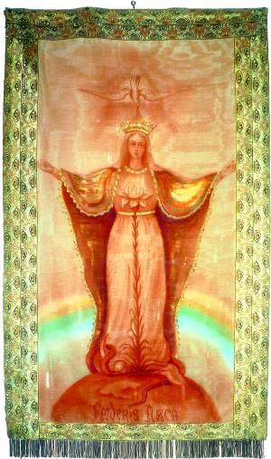 Maria - Divina Misericordia